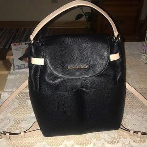 Adorable like new Michael Kors backpack purse